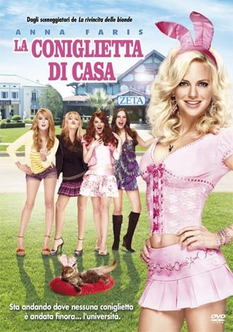 La copertina di La coniglietta di casa (dvd)