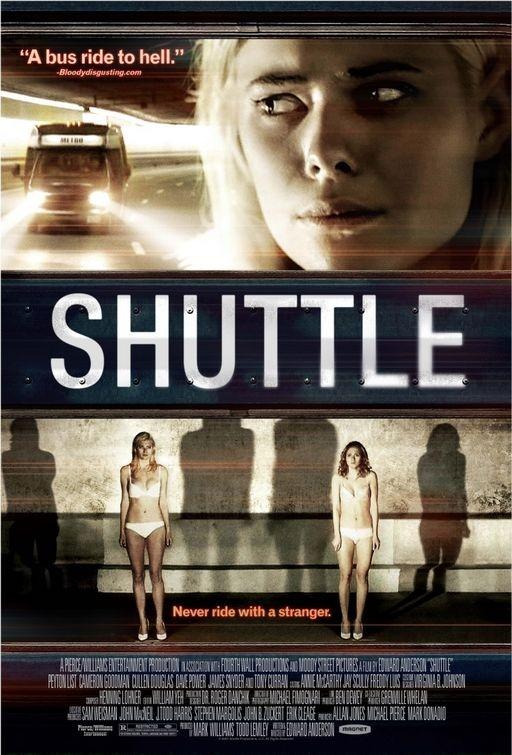 La locandina di Shuttle
