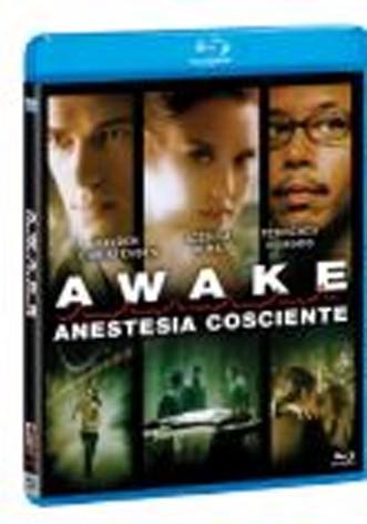 La copertina di Awake - Anestesia cosciente (blu-ray)