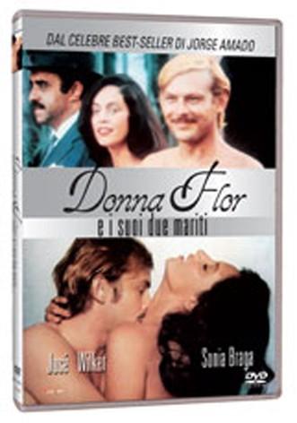 La copertina di Donna Flor e i suoi due mariti (dvd)