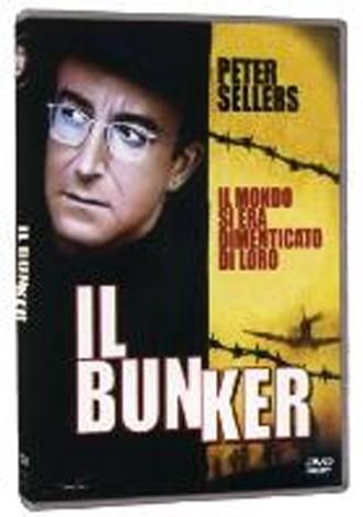 La copertina di Il bunker (dvd)