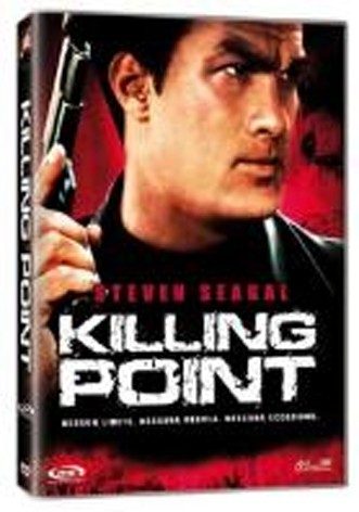 La copertina di Killing Point (dvd)