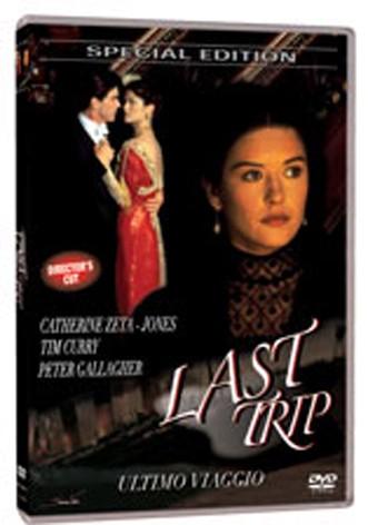 La copertina di Last Trip - Director's Cut (dvd)