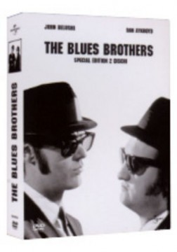 La copertina di The Blues Brother - Edizione speciale (dvd)