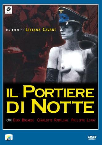 La copertina di Il portiere di notte (dvd)