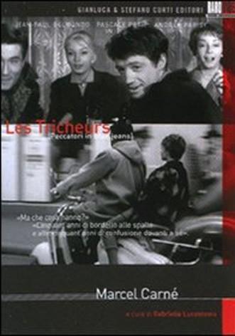 La copertina di Les Tricheurs - Peccatori in Blue Jeans (dvd)