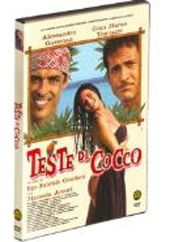 La copertina di Teste di cocco (dvd)