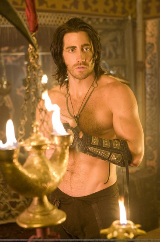 Ancora un'immagine di Jake Gyllenhaal rubata da Prince of Persia: Sands of Time