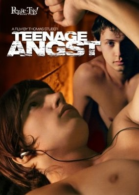 La locandina di Teenage Angst