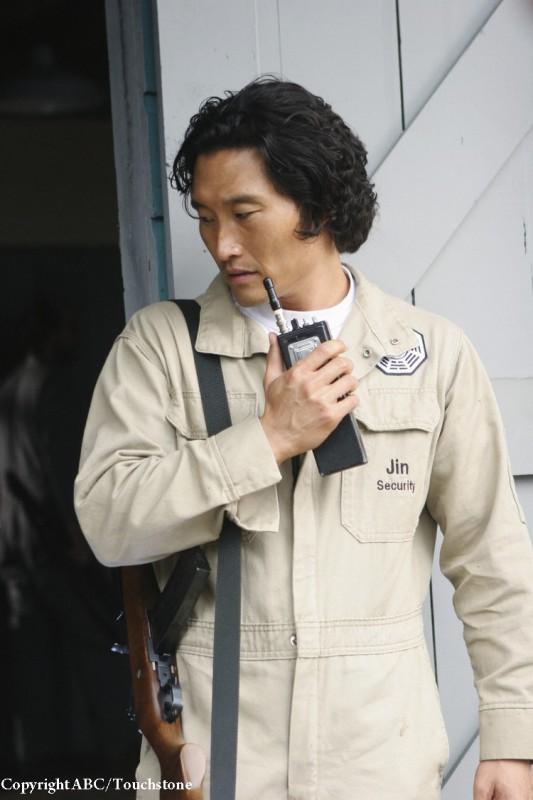 Daniel Dae Kim in una scena dell'episodio Namaste di Lost