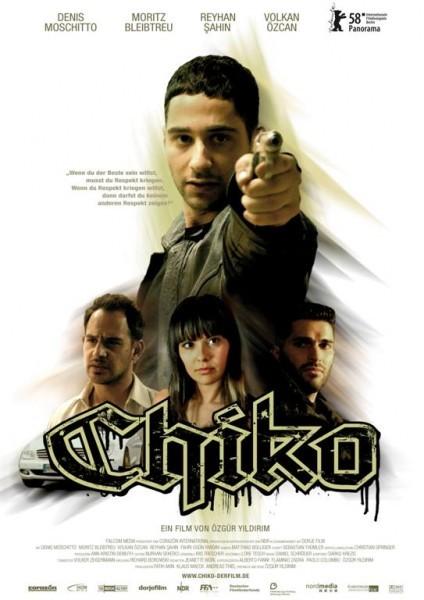 La locandina di Chiko