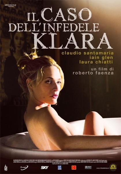 La locandina di Il caso dell'infedele Klara