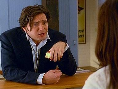 Reg Rogers in una scena dell'episodio 'ChapterSeventeen; Bye, Bye Baby' della serie tv Lipstick Jungle