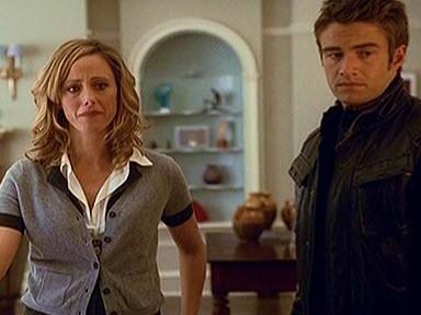 Robert Buckley e Kim Raver dicono addio al piccolo Charlie nell'episodio 'ChapterSeventeen; Bye, Bye Baby' della serie tv Lipstick Jungle