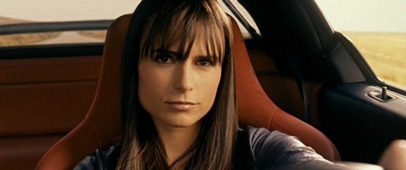 Jordana Brewster è Mia Toretto nel film Fast and Furious - Solo parti originali