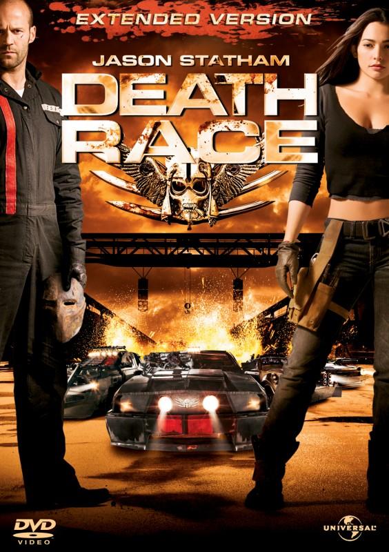La copertina di Death Race (dvd)