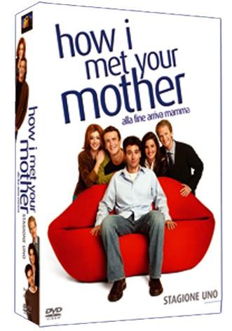 La copertina di How i meet your mother - Alla fine arriva mamma - Stagione 1 (dvd)