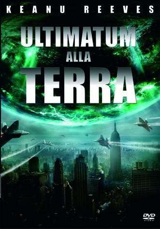 La copertina di Ultimatum alla terra (dvd)