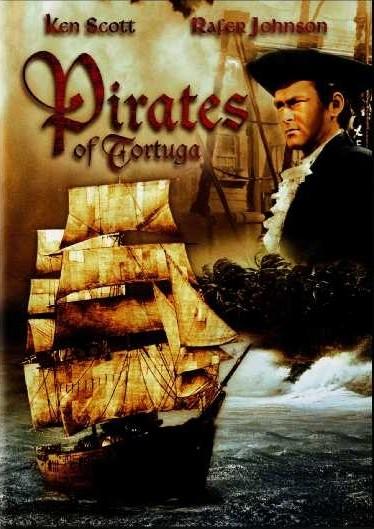 La locandina di I pirati di Tortuga
