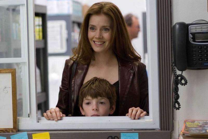 Amy Adams e Jason Spevack in un'immagine del film Sunshine Cleaning