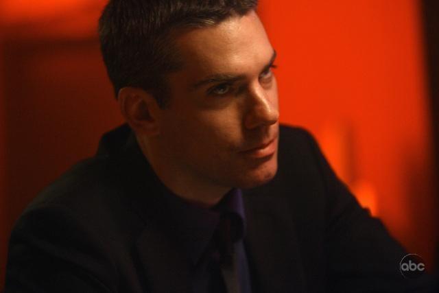 Glenn Fitzgerald nell'episodio 'The Facts' della serie tv Dirty Sexy Money