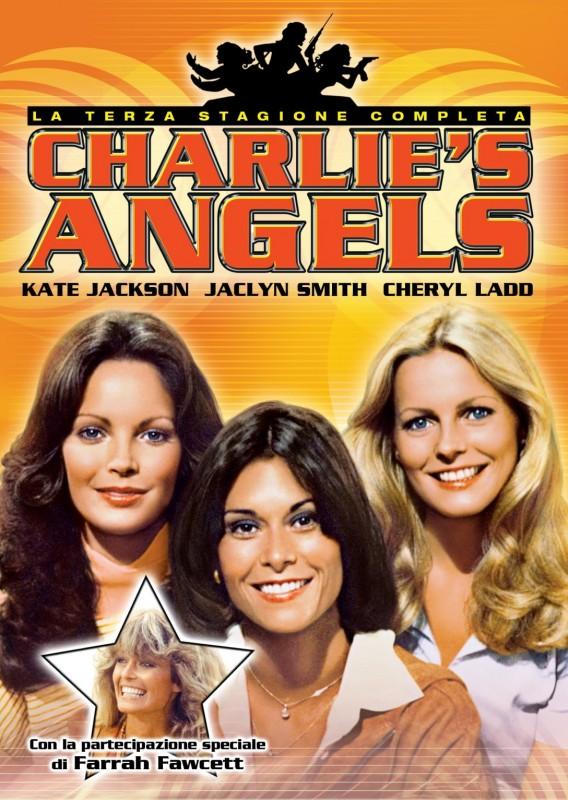 La copertina di Charlie's Angels 3 stagione (dvd)