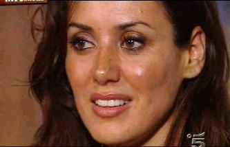 La Fattoria 4, prima puntata - Daniela Martani
