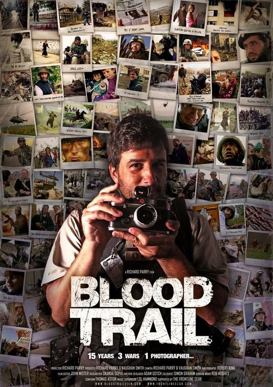 La locandina di Blood Trail
