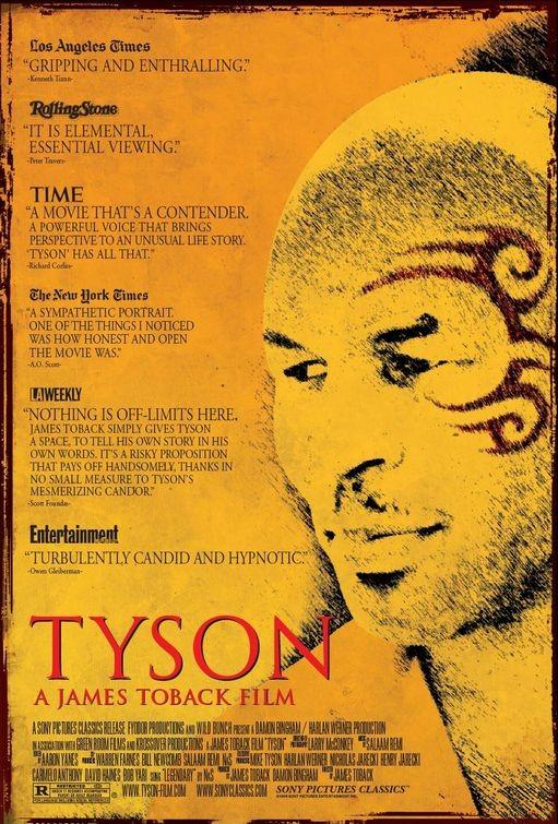 La locandina di Tyson