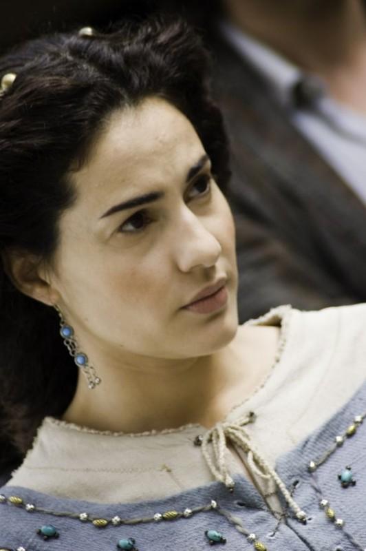 Morena Salvino in un'immagine del film Principessa