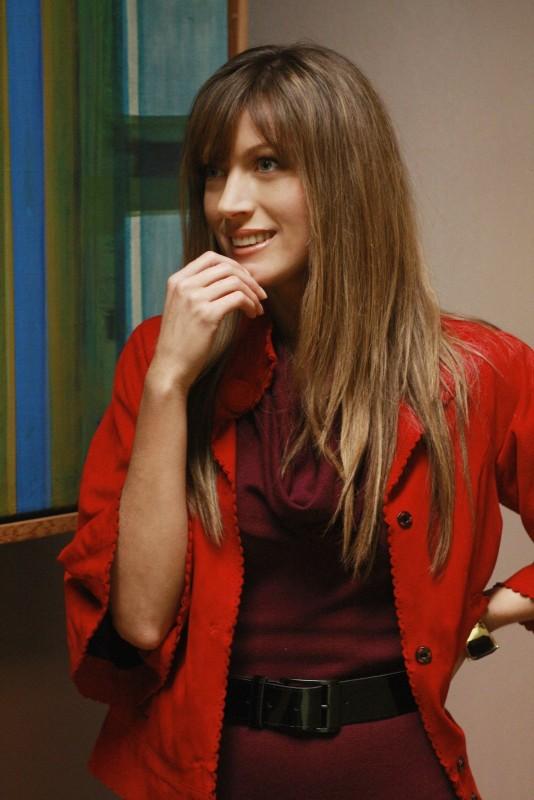 Natalie Zea in un momento dell'episodio 'The Plan' della seconda stagione della serie tv Dirty Sexy Money