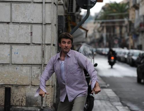Picone in un'immagine del film La matassa