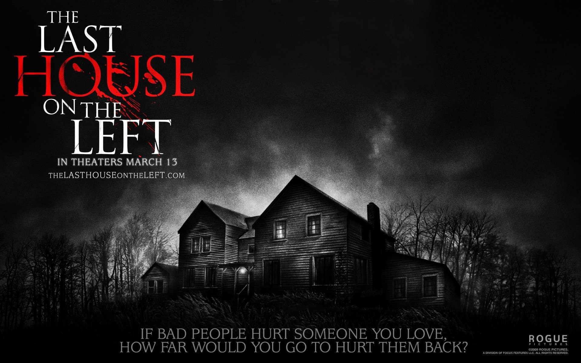 Un wallpaper del film The Last House on the Left