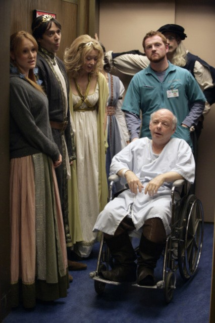 Wallace Shawn nell'episodio The Beginning of the End di E.R. - Medici in prima linea