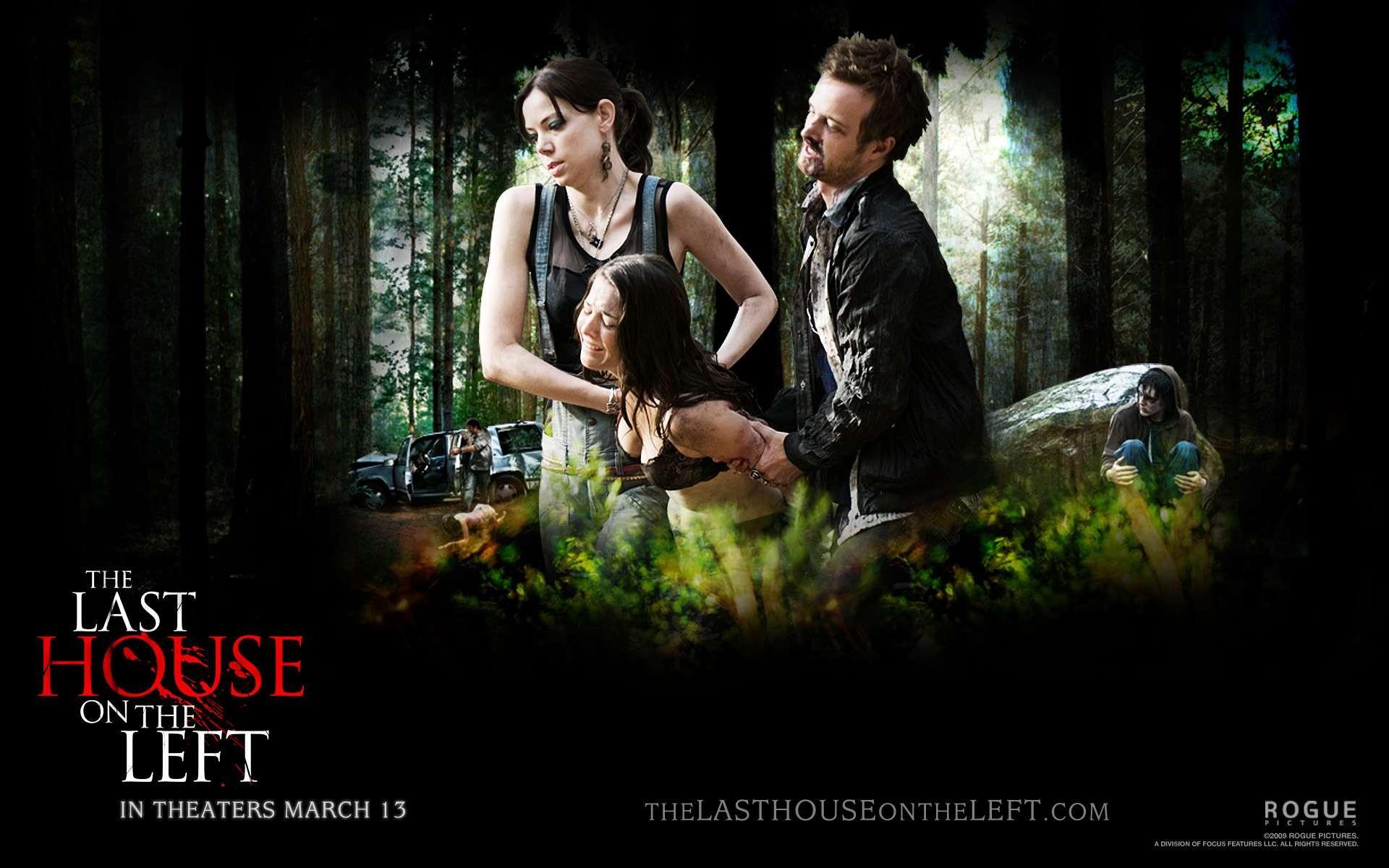 Wallpaper del film The Last House on the Left