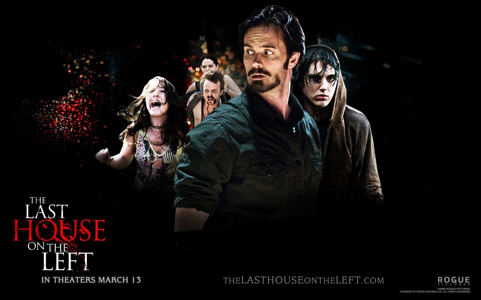 Wallpaper di The Last House on the Left