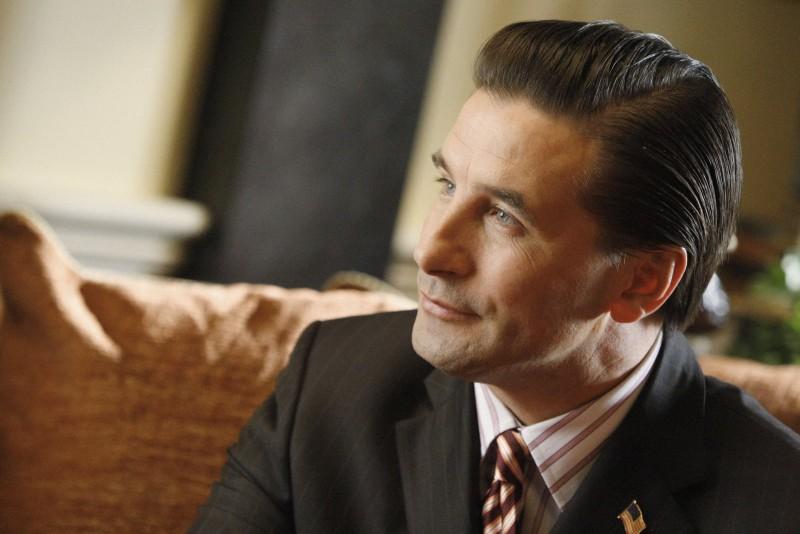 William Baldwin in una scena dell'episodio 'The Plan' della seconda stagione di Dirty Sexy Money