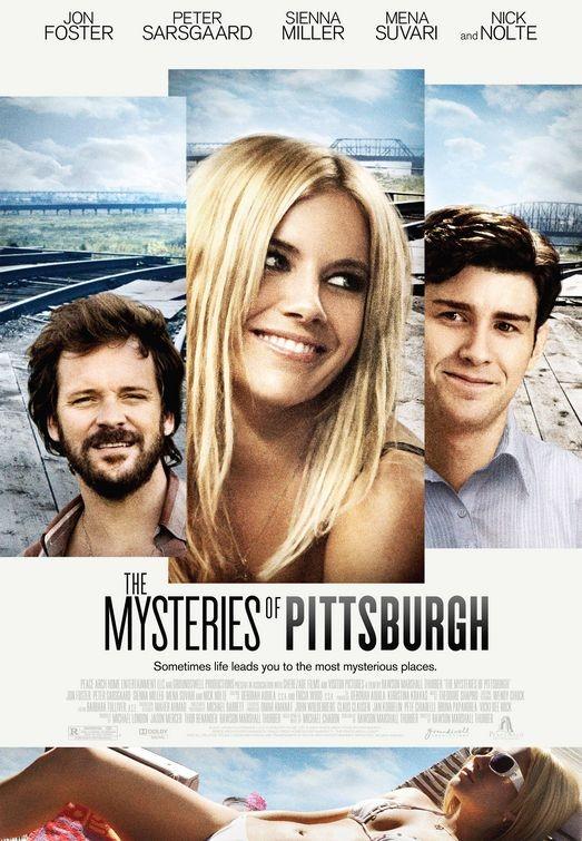 La locandina di The Mysteries of Pittsburgh