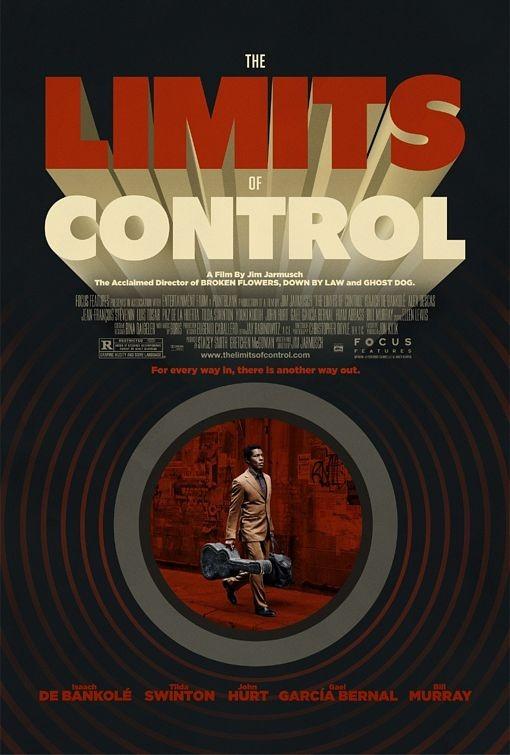 Nuovo poster per il film The Limits of Control