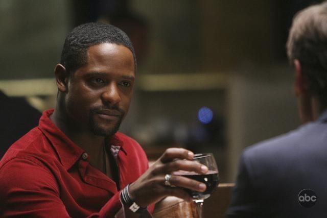 Blair Underwood in una scena dell'episodio 'Il Ponte' della serie tv Dirty Sexy Money