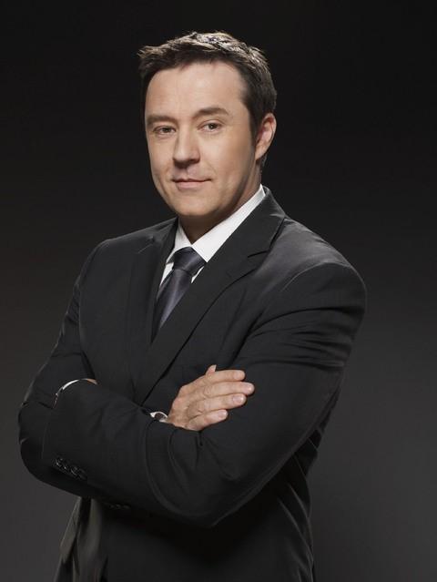 Currie Graham in una foto promozionale della serie Avvocati a New York