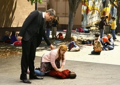 Glenn Fitzgerald nell'episodio ' The Chiavennasca ' della serie tv Dirty Sexy Money