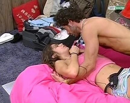 Grande Fratello 9 - incontro ravvicinato per Vanessa e Alberto
