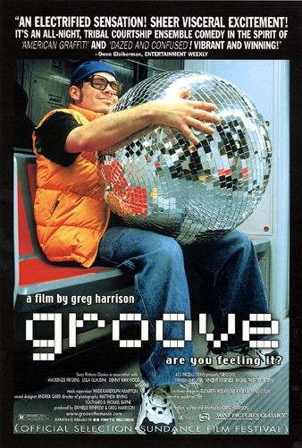 La locandina di Groove