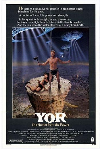 La locandina di Il mondo di Yor