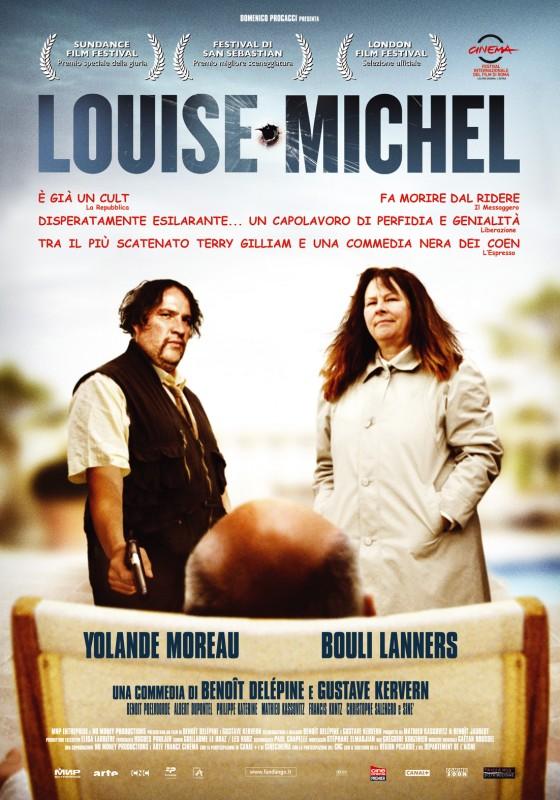 La locandina di Louise & Michel