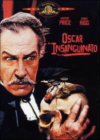 La locandina di Oscar insanguinato