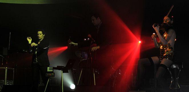 Claudio Santamaria in un'immagine del film Il caso dell'infedele Klara