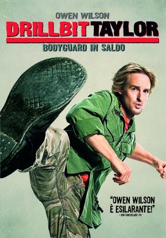 La copertina di Drillbit Taylor - Bodyguard in saldo (dvd)
