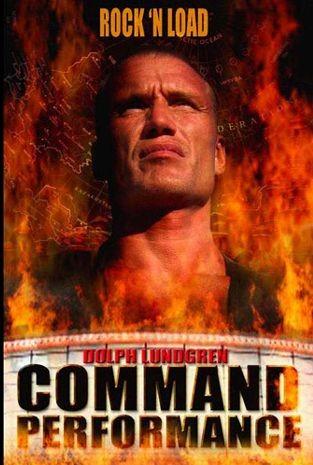 La locandina di Command Performance